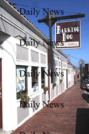 Amesbury: The Barking Dog in Amesbury. Jim Vaiknoras/Staff photo