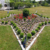 Rowley: The Star garden at the Rowley town cemetery.  Photo by Ben Laing/Staff Photo