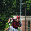 Amesbury: Newburyport all-league second doubles player Tony Dube. Bryan Eaton/Staff Photo