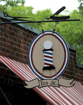 Newburyport: Best barber. Inn Street Barber Shop