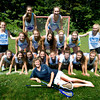 Georgetown: Tthe Georgetown high girls lacross team poses with their coach. Jim Vaiknoras/Staff photo