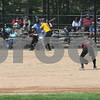 Newburyport: The Lion's Club plays Court Yard on Pioneer League Opening Day Saturday on a newly rebuilt Pepe Field. Jim Vaiknoras/Staff photo