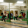 Amesbury: Bowlers hit the lanes at Lafayette Lanes . The Amesbury landmark is celebrating 40 years under the ownership of the Quinn family.<br /> Jim Vaiknoras/Staff photo