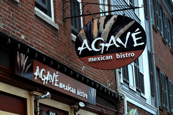 Newburyport: Best mexican Food. Agave