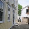 Newburyport: renovations at 9 Orange St in Newburyport. Jim Vaiknoras/Staff photo