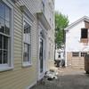 Newburyport: renovations at 9 Orange St in Newburyport. Jim Vaiknoras/Staff photo