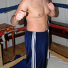 Salisbury:  Chris Fisette,<br /> one of the fighters at Dan's Greene's gym in Salisbury. Jim Vaiknoras/Staff photo