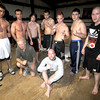 Salisbury: Fighters and coaches at Dan Greene's Gym in Salisbury. Jim Vaiknoras/Staff photo