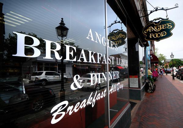 Newburyport: Best Breakfast. Angie's