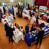 Newburyport: Many area businesses had booths set up for the Business Expo yesterday at Newburyport City Hall. The Greater Newburyport Chamber of Commerce and Industry-sponsored event was followed by a social mixer. Bryan Eaton/Staff Photo