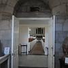 Newburyport: The entrance way to St Paul's Chruch in Newburyport. Jim Vaiknoras/Staff [hptp