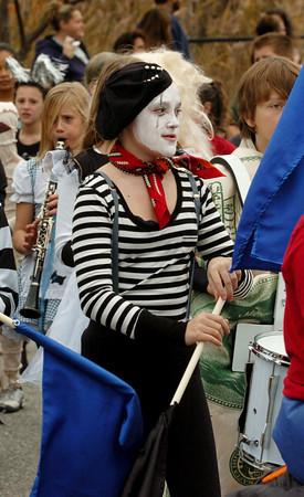 Salisbury: Salisbury Elementary School's Halloween Parade. Bryan Eaton/Staff Photo