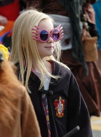 Amesbury: Amesbury Elementary School's Halloween Parade. Bryan Eaton/Staff Photo