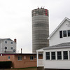 Salisbury: A new water tower is under construction at Salisbury Beach. Photo by Ben Laing/Staff Photo