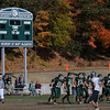 West Newbury: The new scoreboard at Pentucket High school.<br /> ( it hasn't been hooked up yet) JIm Vaiknoras/Staff photo