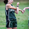 Newburyport: Rebecca Morse of Pentucket is a first year cross country stand-out. Photo by Ben Laing/Staff Photo