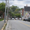 Amesbury: Market Street in Amesbury look towards downtown. Jim Vaiknoras/Staff photo