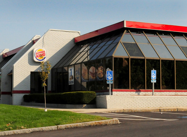 Amesbury: Two of Amesbury's highest profile fast food restaurants -- McDonald's and Burger King on Route 110, saw their values drop. McDonald's declined by 12.5%, to $1.04 million, and Burger King declined by 10 percent, to just under $1.2 million. Bryan Eaton/Staff Photo