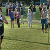 Hamilton: Winner Conor Lyons crosses the finish line. Bryan Eaton/Staff Photo