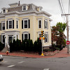 Newburyport: Former Legionaire's Hall on State and High Street. Bryan Eaton/Staff Photo
