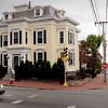 Newburyport: Former Legionaire's Hall on State and High Street. Bryan Eaton/Staff Photo
