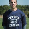 Byfield: New Triton High head football coach Patrick Sheehan. Bryan Eaton/Staff Photo
