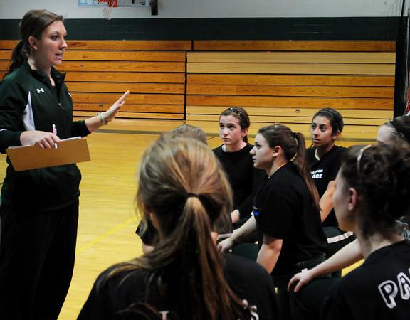 West Newbury: New Pentucket softball coach Danielle Mason. Bryan Eaton/Staff Photo