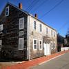 William Garrison's birthplace on School Street in Newburyport. Jim Vaiknoras/Staff photo