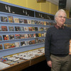 Newburyport: Richard Osborne owner of Dyno Records in Newburyport. Jim Vaiknoras/Staff photo