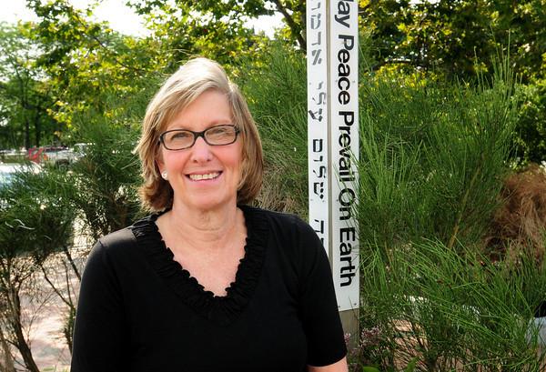 Newburyport: Donna Scott, new director of the Newburyport Commission for Diversity and Tolerance. Bryan Eaton/Staff Photo