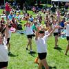 Newburyport: Students of Kathy's Tumbleweed in Salisbury perform in the Kids Talent Showcase. Bryan Eaton/Staff Photo