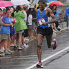 Newburyport: Abyiot Endale wins the High Street Mile. Jim Vaiknoras/Staff photo