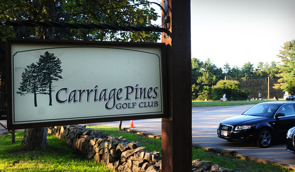 Rowley: Carriage Pines Golf Club in Rowley. Bryan  Eaton/Staff Photo