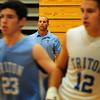 Byfield: New Triton Regional High School boys basketball coach Dave Clay. Bryan Eaton/Staff Photo