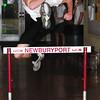 Newburyport: Newburyport track team member John O'Neil. Bryan Eaton/Staff Photo