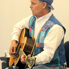 Newbury: Marcus Gale performs at teh Newbury Library Saturday morning. Jim Vaiknoras/staff photo