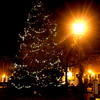 Newburyport: The annual Christmas Tree in Market Square in Newburyport. Jim Vaiknoras/staff photo