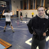 Georgetown: Georgetown wrestler Luke Rabel. Jim Vaiknoras/staff photo