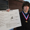 Salisbury: Triton wrestler Cody Miller. Bryan Eaton/Staff Photo