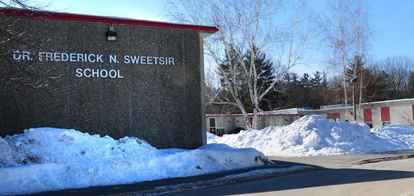 Merrimac: The Sweetsir School in Merrimac. Bryan Eaton/Staff Photo