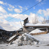 Newbury: A building at the Sunshine Dairy Farm on High Road in Newbury collapsed under heavy snow this weekend. Jim Vaiknoras/Staff photo