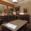 Amesbury: The local history room at the Amesbury Public Library has been moved from the basement to its new home on the first floor. Photo by Ben Laing/Staff Photo