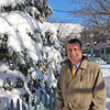 Amesbury: New Amesbury Chamber of Commerce president, Bill Piercey. Photo by Ben Laing/Staff Photo