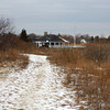 Newburyport: The proposed trail that runs from Joppa Park to the central waterfront in Newburyport. Photo by Ben Laing/Staff Photo