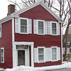Amesbury: This home at 419 Main Street in Amesbury may be moved farther from the street if the home owner is allowed a permit. Photo by Ben Laing/Staff Photo
