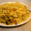 Newburyport:Lygia Soares Indian Rice dish. Jim Vaiknoras/Staff photo