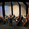 Byfield: Donald Palma conducts the  Symphony by the Sea as they perform  Prelude to Capriccio, Op. 85, by Richard Strauss during their concert at the Performing Arts Center at The Governor's Academy Sunday afternoon. Jim Vaiknoras/Staff photo