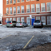 Newburyport: The parking lot at the Brown School in Newburyport's south end is one of the top spots on the list for capital improvements. Bryan Eaton/Staff Photo