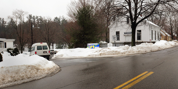 Amesbury: Some residents of Greenleaf Street in Amesbury want to put speedbumps on the road like has been done on Amidon Street. The guarter-mile road adjacent to the town park runs off Friend Street, here, to Sparhawk Street. Bryan Eaton/Staff Photo