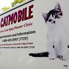 Salisbury: The Catmobile, which serves eastern Massachusetts, is often at the MVFRS in Salisbury. Bryan Eaton/Staff Photo